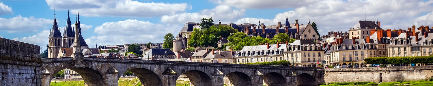 Organiser un événement à Blois